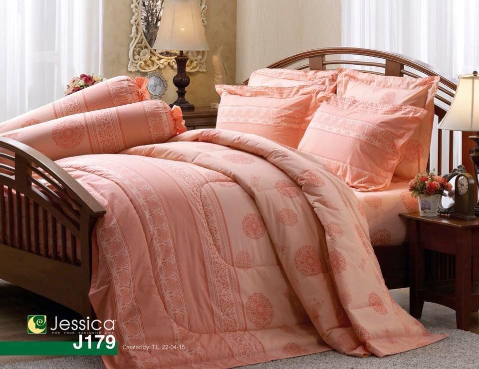 Picture of Jessica #J179 Bed Sheet Set