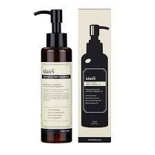 Picture of Klairs Gentle Black Deep Cleansing Oil
