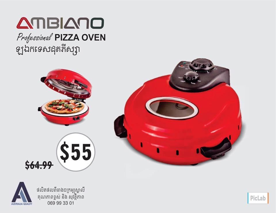 Picture of AMBIANO , Professional Pizza Oven