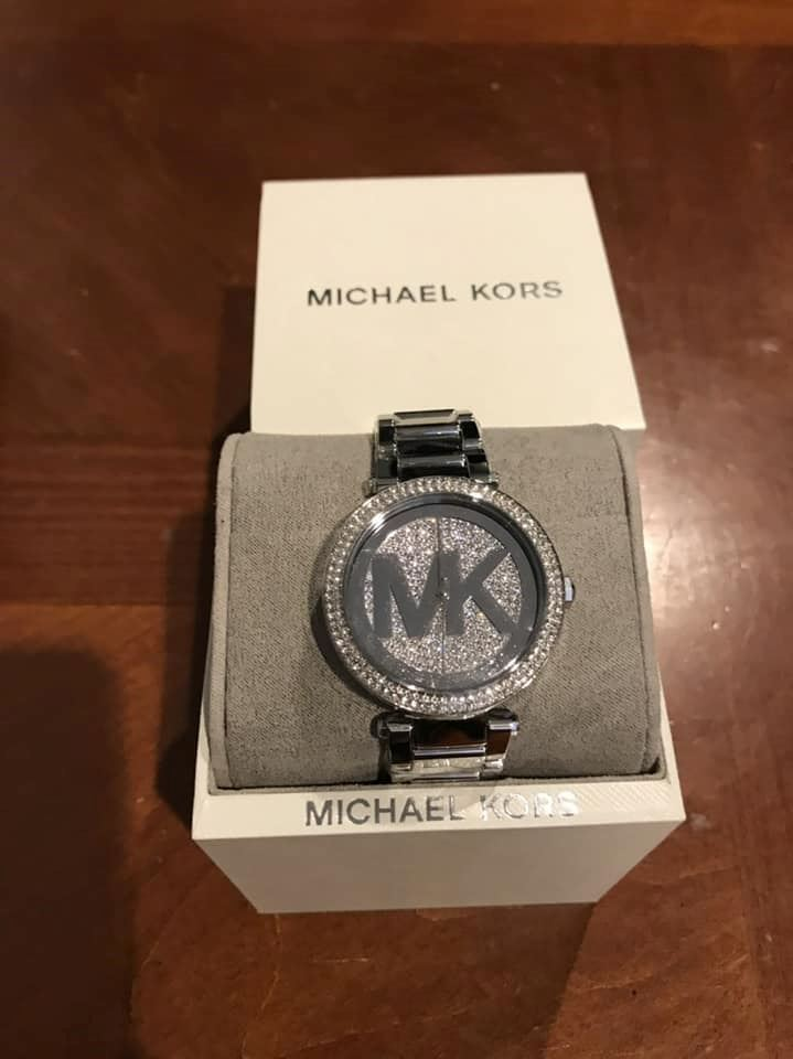 7e2969c2583e Michael Kors Women s Parker Stainless Steel Bracelet Watch 39mm MK5925