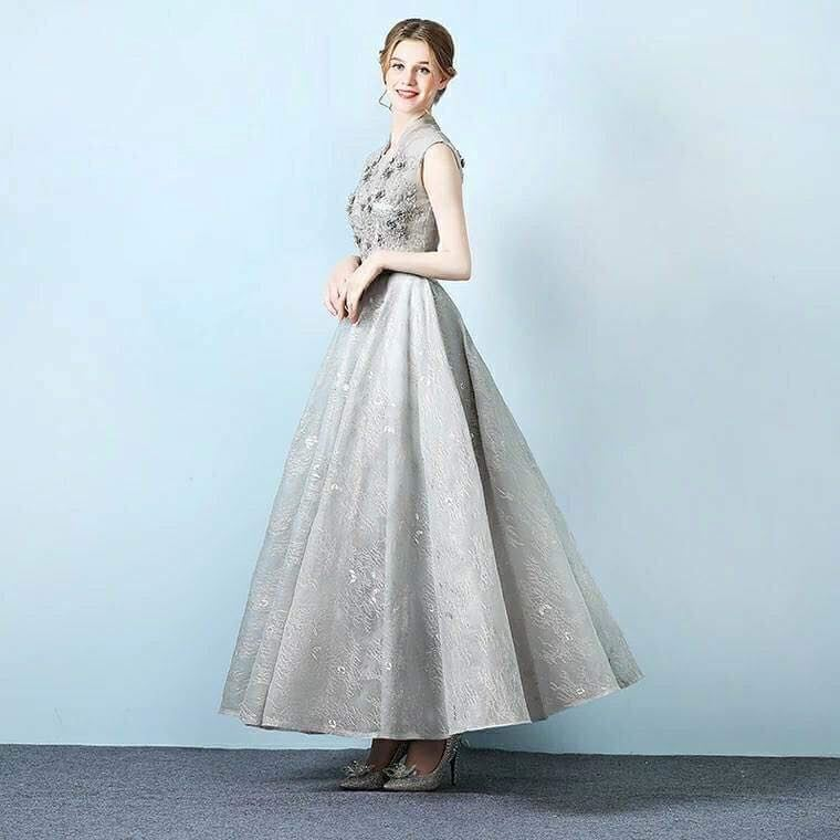 Picture of Elegant Party Dress 001