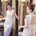 Picture of Elegant Party Dress 004