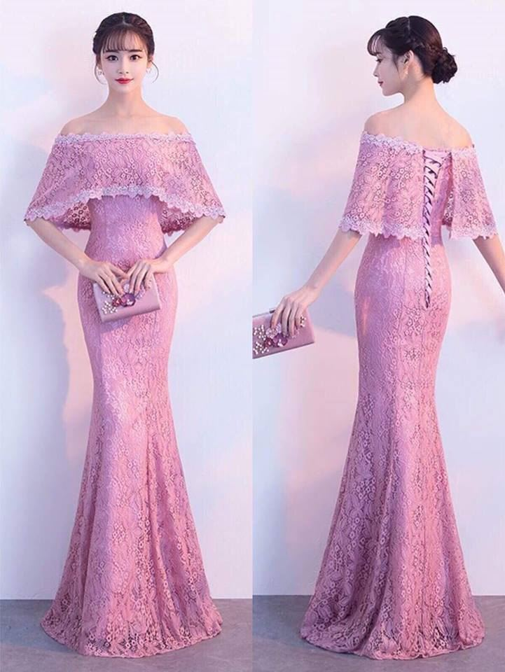 Picture of Elegant Party Dress 005