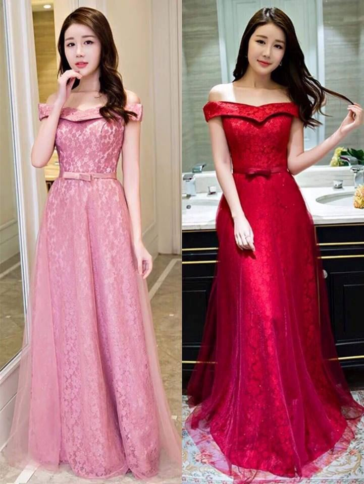 Picture of Elegant Party Dress 007
