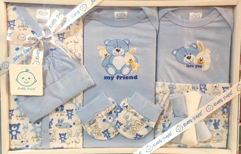 Picture of Baby Gift set 001