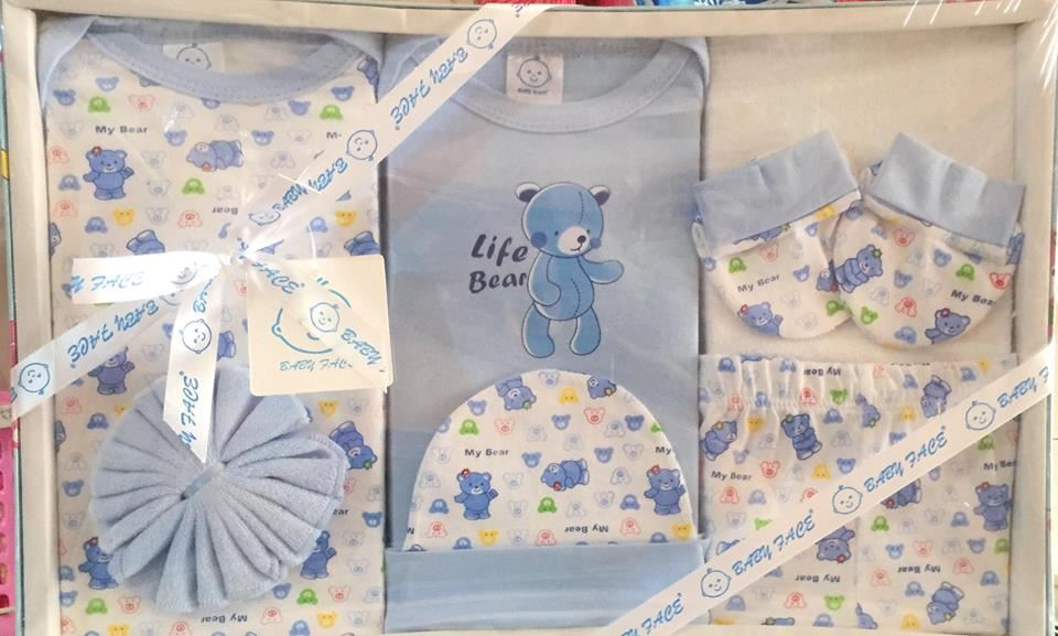 Picture of Baby Gift set 002