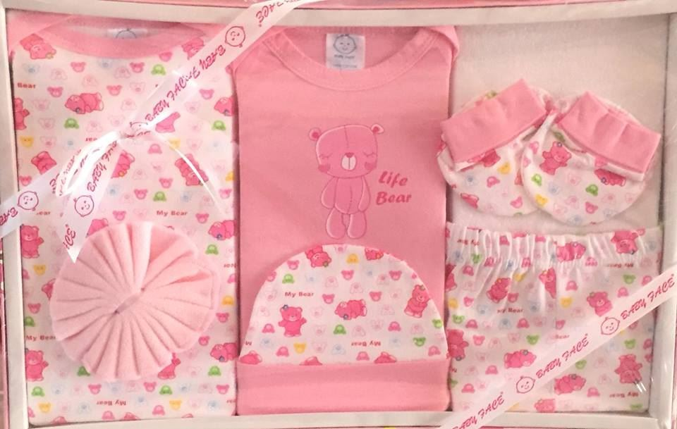 Picture of Baby Gift set 004