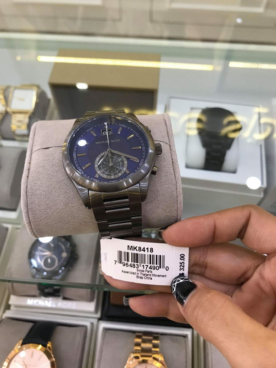 Picture of Michael Kors Watch for men