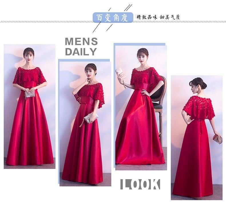 Picture of Elegant Party Dress 015