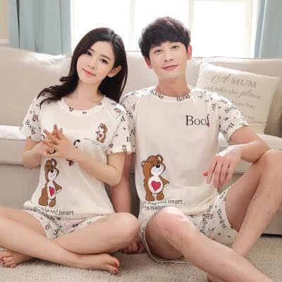 Picture of Couple Sleepwear set 005