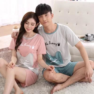 Picture of Couple Sleepwear set 009