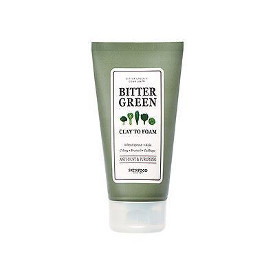 Picture of [SkinFood] Bitter Green Clay to Foam 170g