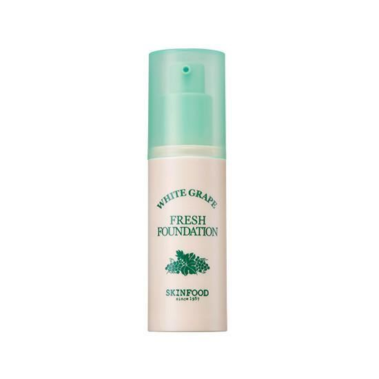 Picture of [Skin Food] White Grape Fresh Foundation 30ml