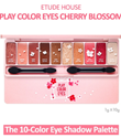 Picture of Etude House Play Color Eyes Cherry Blossom 0.8g x 10