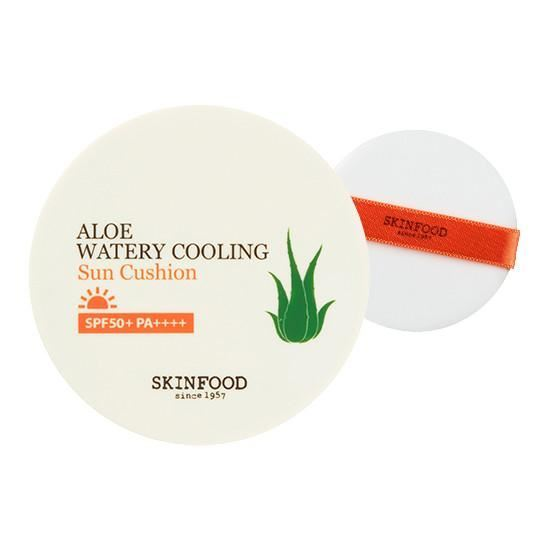 Picture of [Skin Food] Aloe Watery Cooling Sun Cushion 13g
