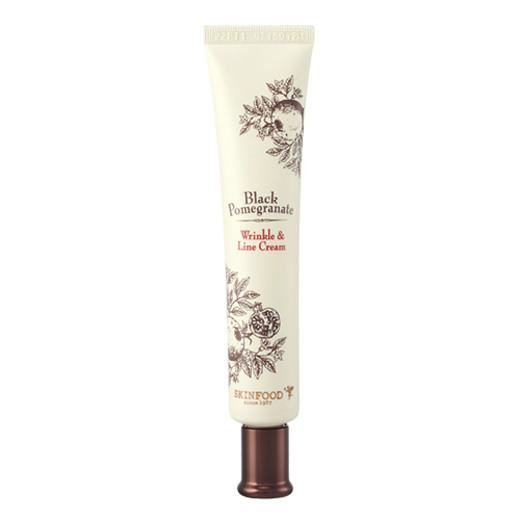 Picture of [Skin Food] Black Pomegranate Wrinkle & Line Cream (Anti-Wrinkle Effect) 30ml