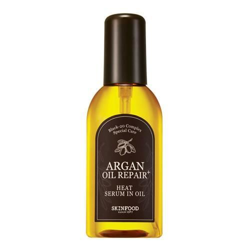 Picture of [Skin Food] Argan Oil Repair Plus Heat Serum in Oil