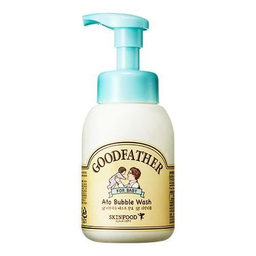 Picture of [Skin Food] GOODFATHER Ato Bubble Wash (Non- Prescription Drug) 300ml