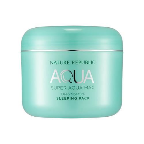 Picture of  Nature Republic Super Aqua Max Deep Moisture Sleeping Pack 100ml