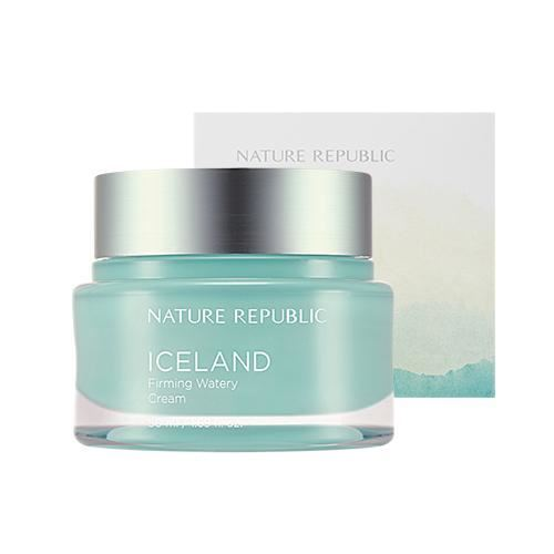 Picture of  Nature Republic Iceland Firming Watery Cream 50ml
