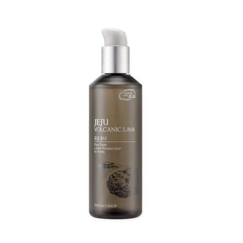 Picture of  The Face Shop Jeju Volcanic Lava Pore Toner 150ml