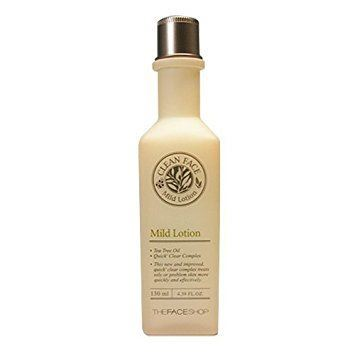 Picture of  The Face Shop Clean Face Mild Lotion