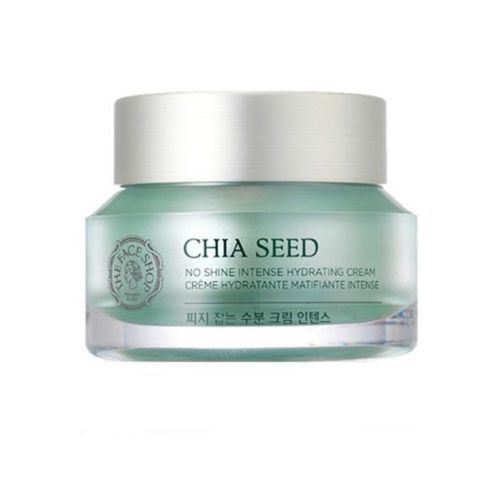 Picture of  The Face Shop Chia Seed No Shine Intense Hydrating Cream 50ml