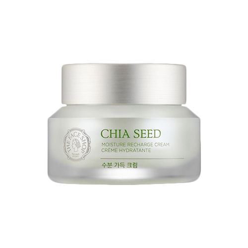 Picture of  THE FACE SHOP Chia Seed Moisture Recharge Cream - 50ml