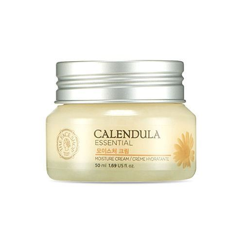 Picture of  THE FACE SHOP Calendula Essential Moisture Cream - 50ml