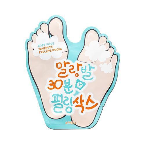 Picture of A'PIEU Soft Foot 30Minute Peeling Socks - 1pack 2pcs