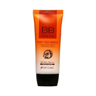Picture of 3W CLINIC Horse Oil BB Cream - 50ml SPF50+ PA+++