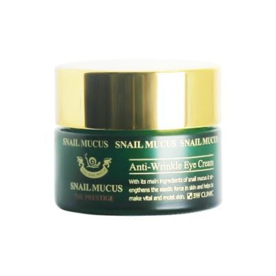 Picture of 3W CLINIC Snail Mucus Anti Wrinkle Eye Cream - 30ml