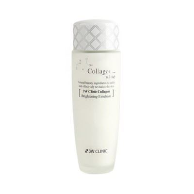 Picture of 3W CLINIC Collagen White Brightening Emulsion - 150ml