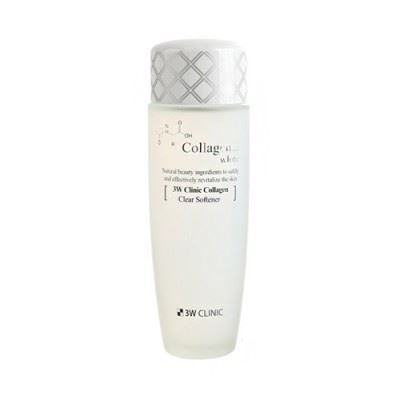Picture of 3W CLINIC Collagen White Clear Softener - 150ml