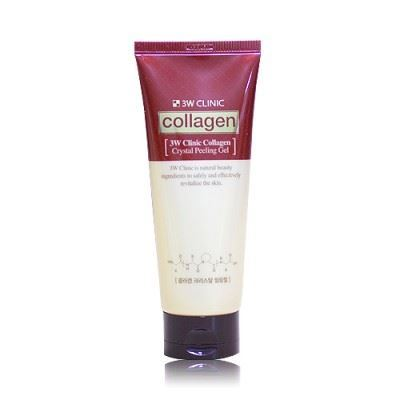 Picture of 3W CLINIC Collagen Crystal Peeling Gel - 180ml