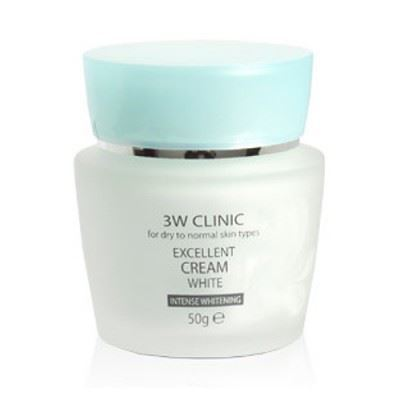 Picture of 3W CLINIC Excellent Cream White - 50g