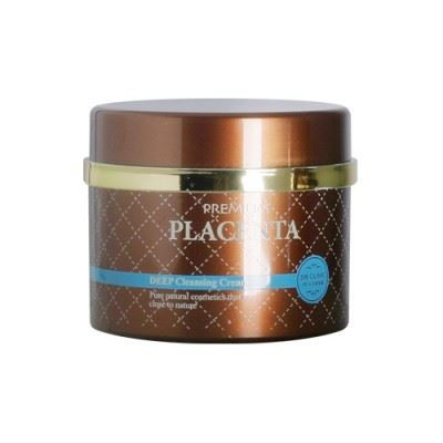 Picture of 3W CLINIC Placenta Deep Cleansing Cream - 300ml