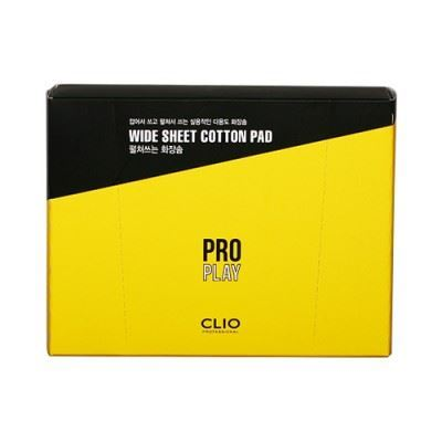Picture of CLIO Wide Sheet Cotton Pad - 1pack 80pcs