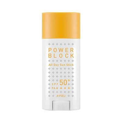 Picture of A'PIEU Power Block All Day Sun Stick - 15g SPF50+ PA++++