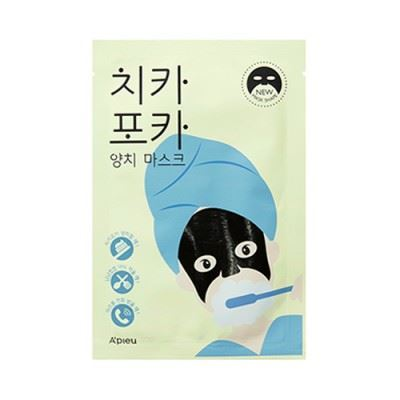 Picture of A'PIEU Chi Ka Po Ka Tooth Brushing Mask - 1pcs