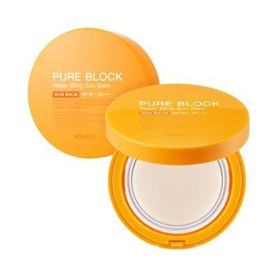 Picture of A'PIEU Pure Block Water Bling Sun Balm - 13g SPF50+ PA+++