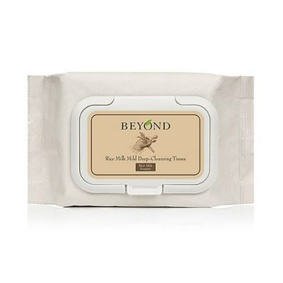 Picture of BEYOND Rice Milk Mild Deep Cleansing Tissue - 50sheets