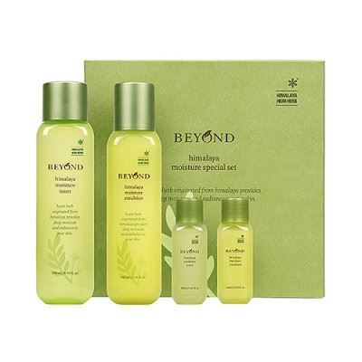Picture of BEYOND Himalaya Moisture Special Set - 1pack 4item
