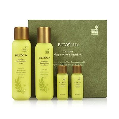 Picture of BEYOND Himalaya Deep Moisture Special Set - 1pack 4item