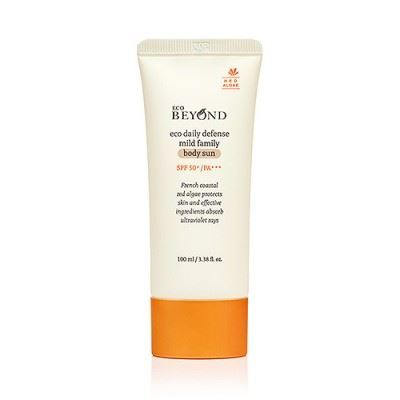 Picture of BEYOND Eco Daily Defense Mild Family Body Sun - 100ml SPF50+ PA+++