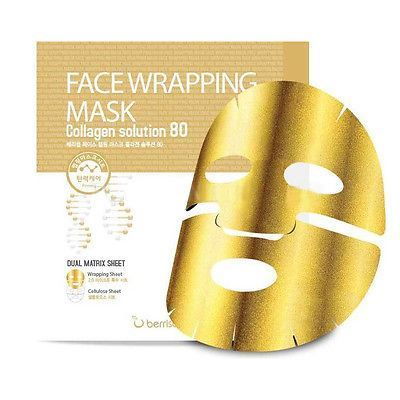 Picture of BERRISOM ® Face Wrapping Mask Collagen Solution 80 1