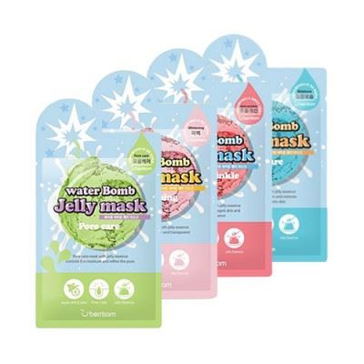 Picture of BERRISOM Water Bomb Jelly Mask - 1pack 5pcs