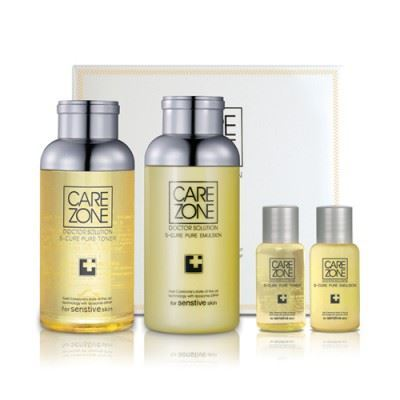Picture of CARE ZONE Doctor Solution S Cure Set - 1pack 4items