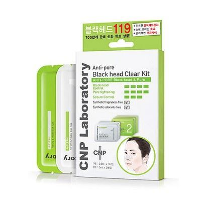 Picture of CNP LABORATORY Anti Pore Blackhead Clear Kit - 1pack 3uses