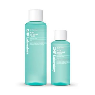 Picture of CNP LABORATORY Aqua Soothing Toner Special Edition - 1pack 200ml+100ml